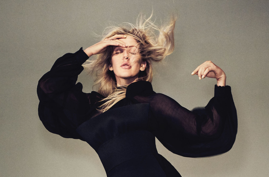 Ellie Goulding Explains How Bjork (and A Vodka Drink) Made Her Believe She Could Sing photo