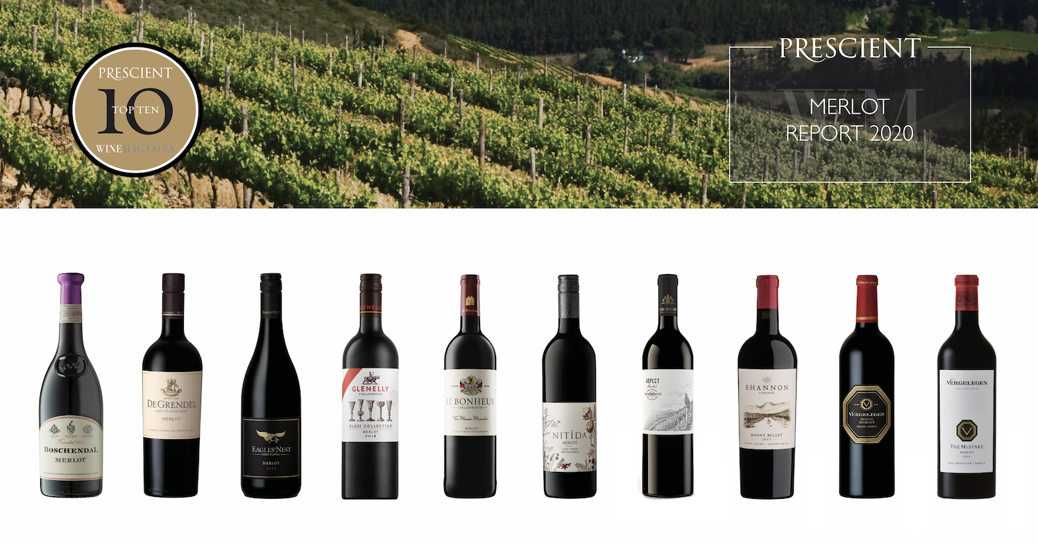 The Prescient Merlot Report Unveils The Best 10 Of 2020 photo