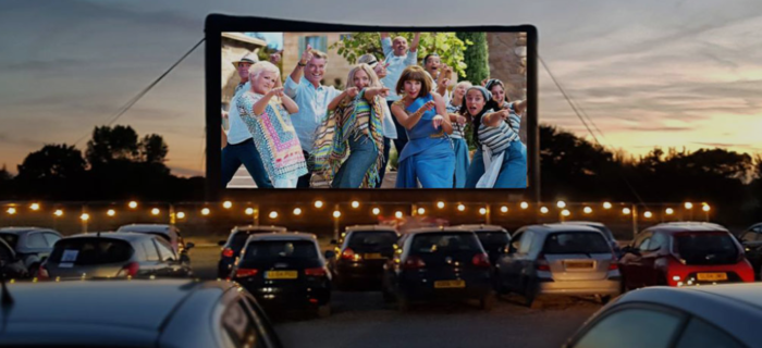 The Galileo Drive-in Cinema Kicks Off This Weekend photo