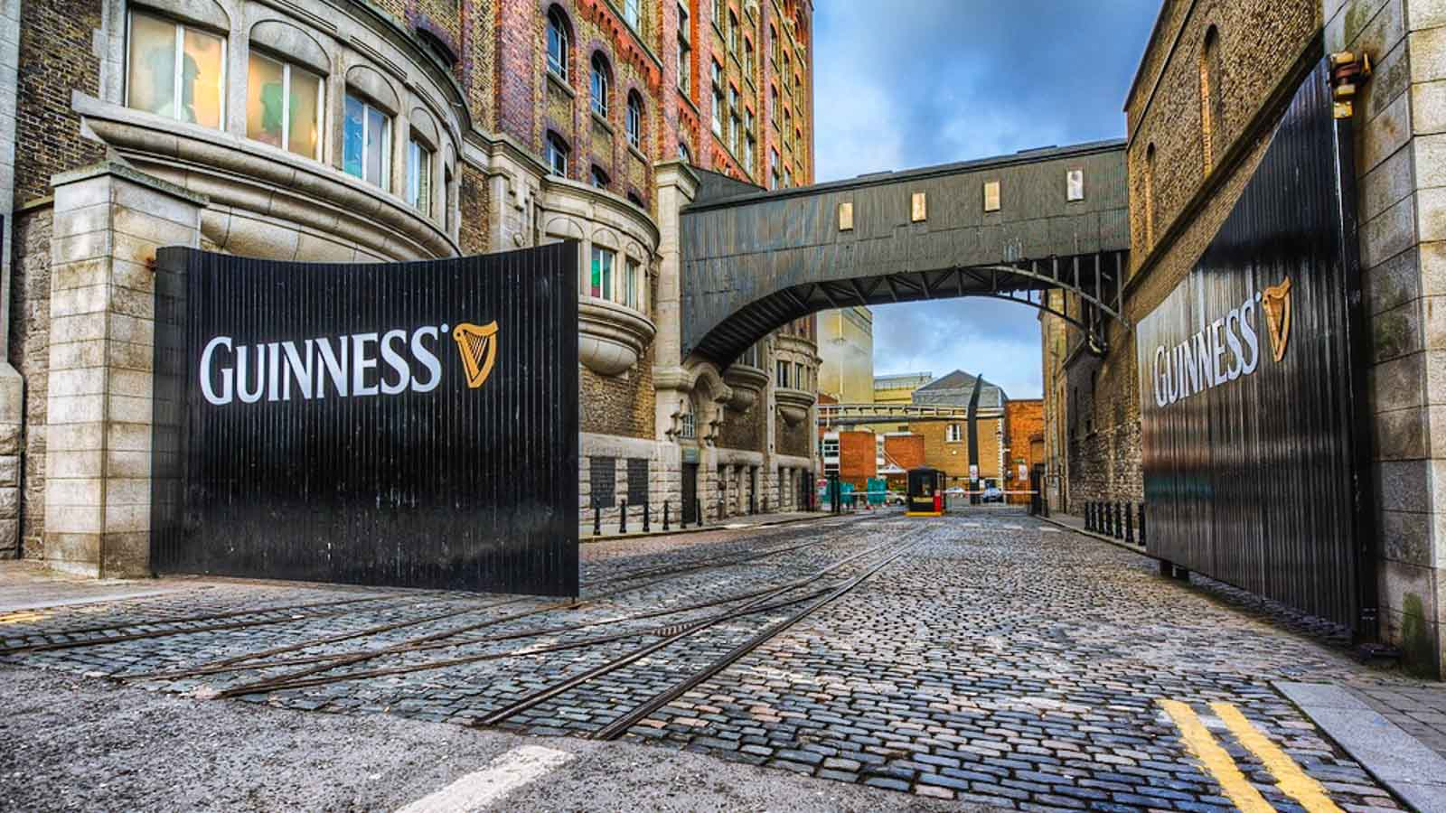 Dublin's Iconic Guinness Storehouse Reopening This Saturday photo