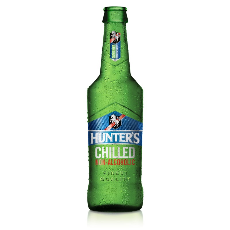 Hunter's Launches Chilled Non-alcoholic Cider, To Drink Wherever And Whenever! photo