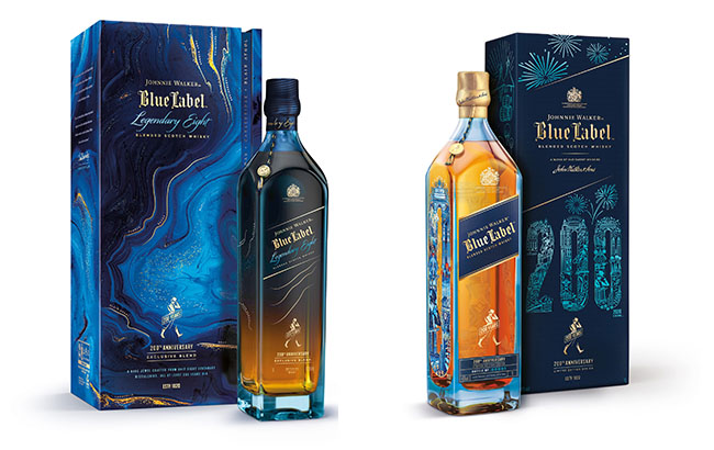 Johnnie Walker Creates 200th Birthday Bottlings photo