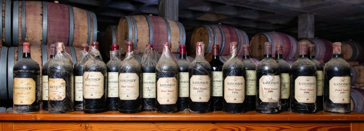 Strauss & Co Online Wine Auction Sets New Record photo
