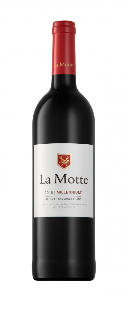 La Motte Millenium 2018 new label Reliable, Accessible, Versatile – New vintage Release For La Motte Sauvignon Blanc and Millennium Bordeaux Blend