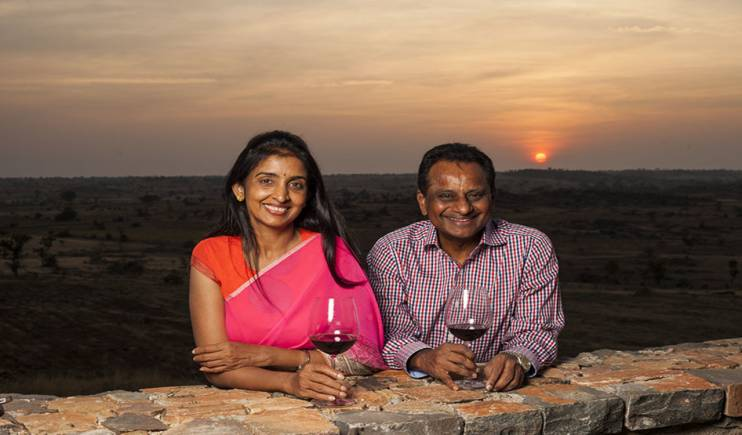 Will Transform This Into A Better Place With Better Wine: Krsma Estates' Krishna Prasad photo