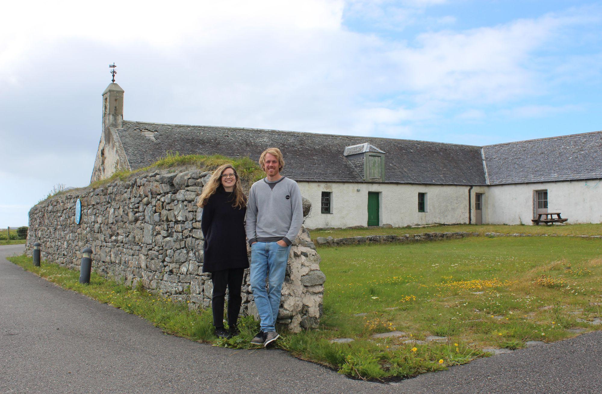 Historic Island Landmark To Become Whisky Centre photo