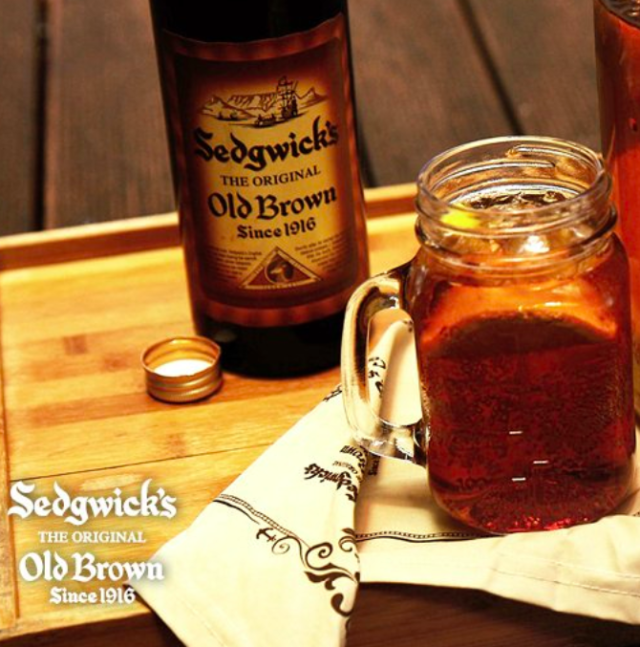 Obvs! Sedgwick's Old Brown Sherry Is Not A Cure For Covid-19' Warns Brewer photo