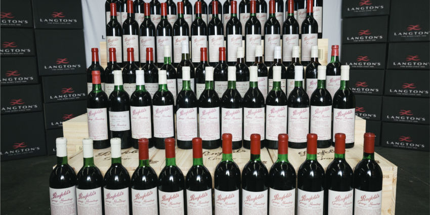 Penfolds Wines In Covid Profit Slump photo