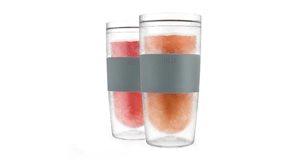 This Glass Will Keep Your Cocktails Cold Outside All Summer Long photo