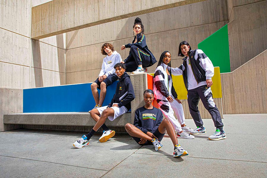 Puma Recognises The Power Of Sport Uniting The World With New Unity Collection photo