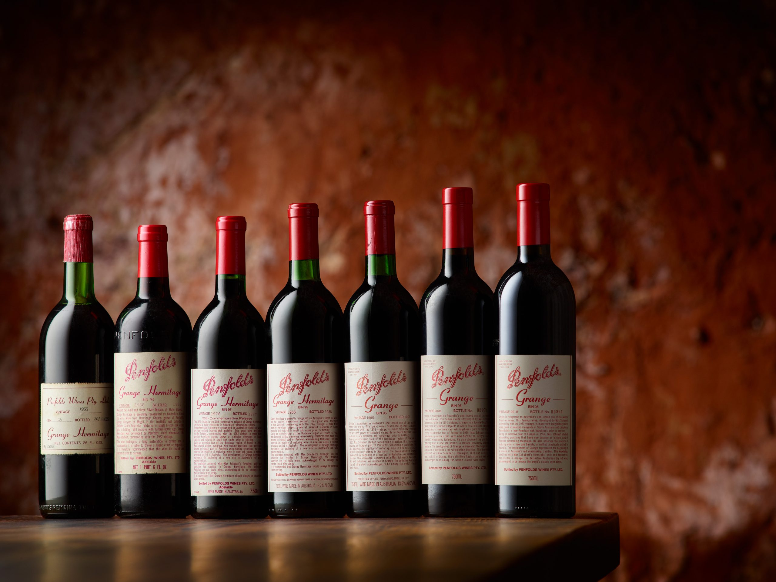 This Bottle Of Penfolds Grange Sold For A Record $103,000 – The Highest Price Ever Paid For An Australian Wine photo