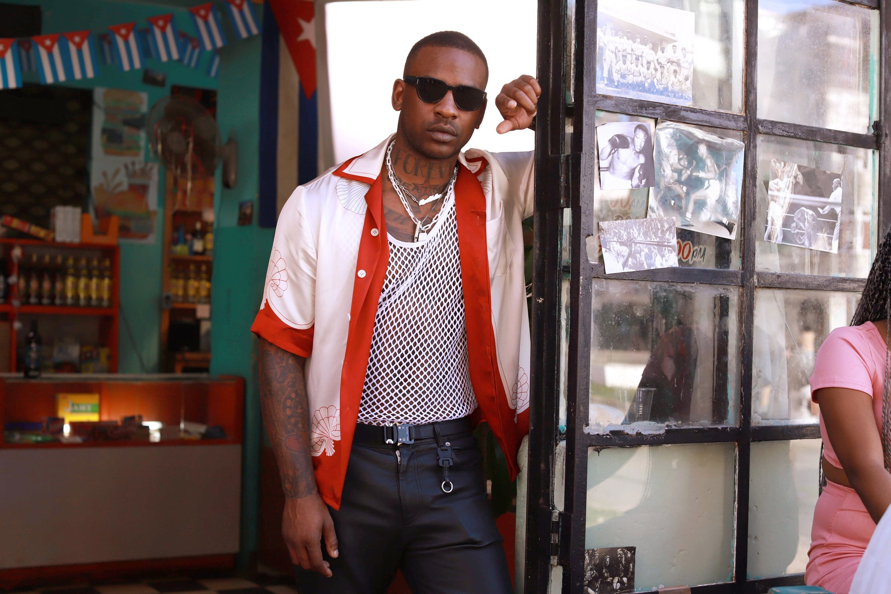Skepta And Havana Club Collaborate On A Rum Bottle, Exclusive To Corner Shops Across The Uk photo