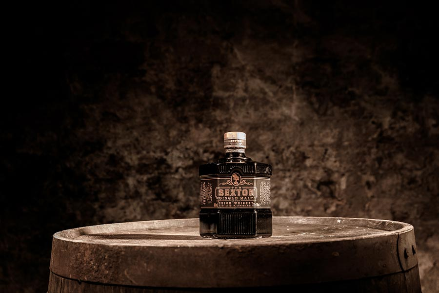 Introducing The Unexpected – The Sexton Irish Single Malt photo