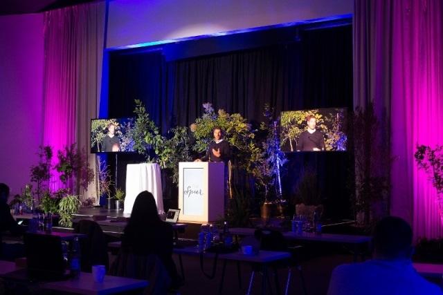 Meet The Future: Sa Wine Farm Launches Hybrid & Virtual Conferencing photo
