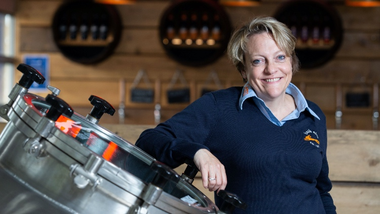 St Austell Appoints Georgina Young As Brewing Director photo