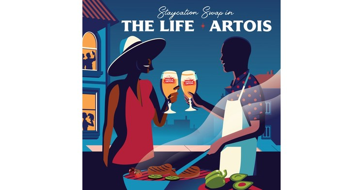 "Introducing ""you're Never Too Far From The Life Artois"" photo"
