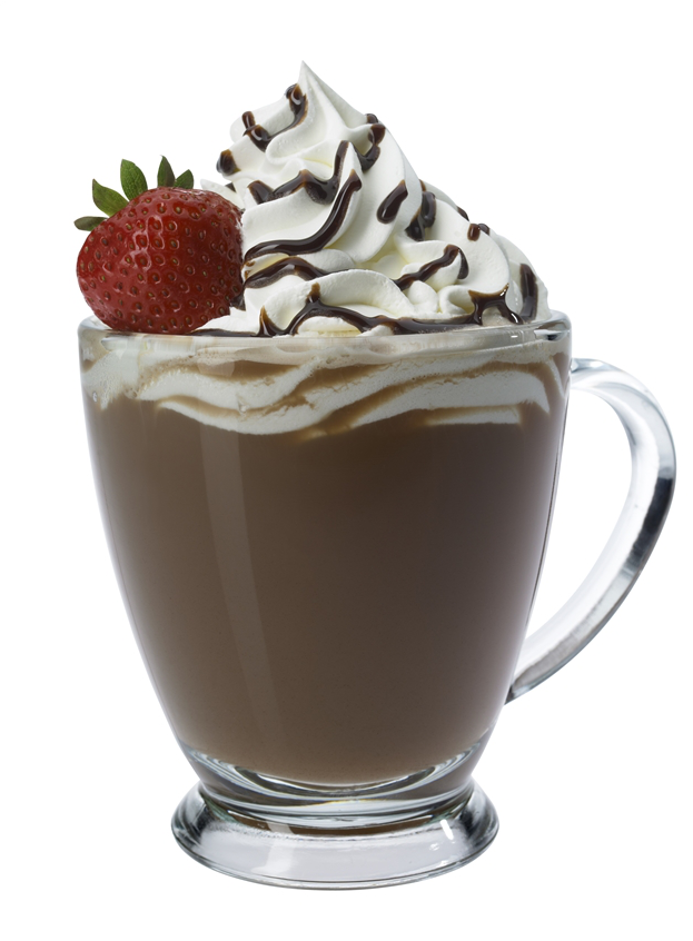 Strawberry Dipped Mocha Creative Coffee Drinks To Try At Home