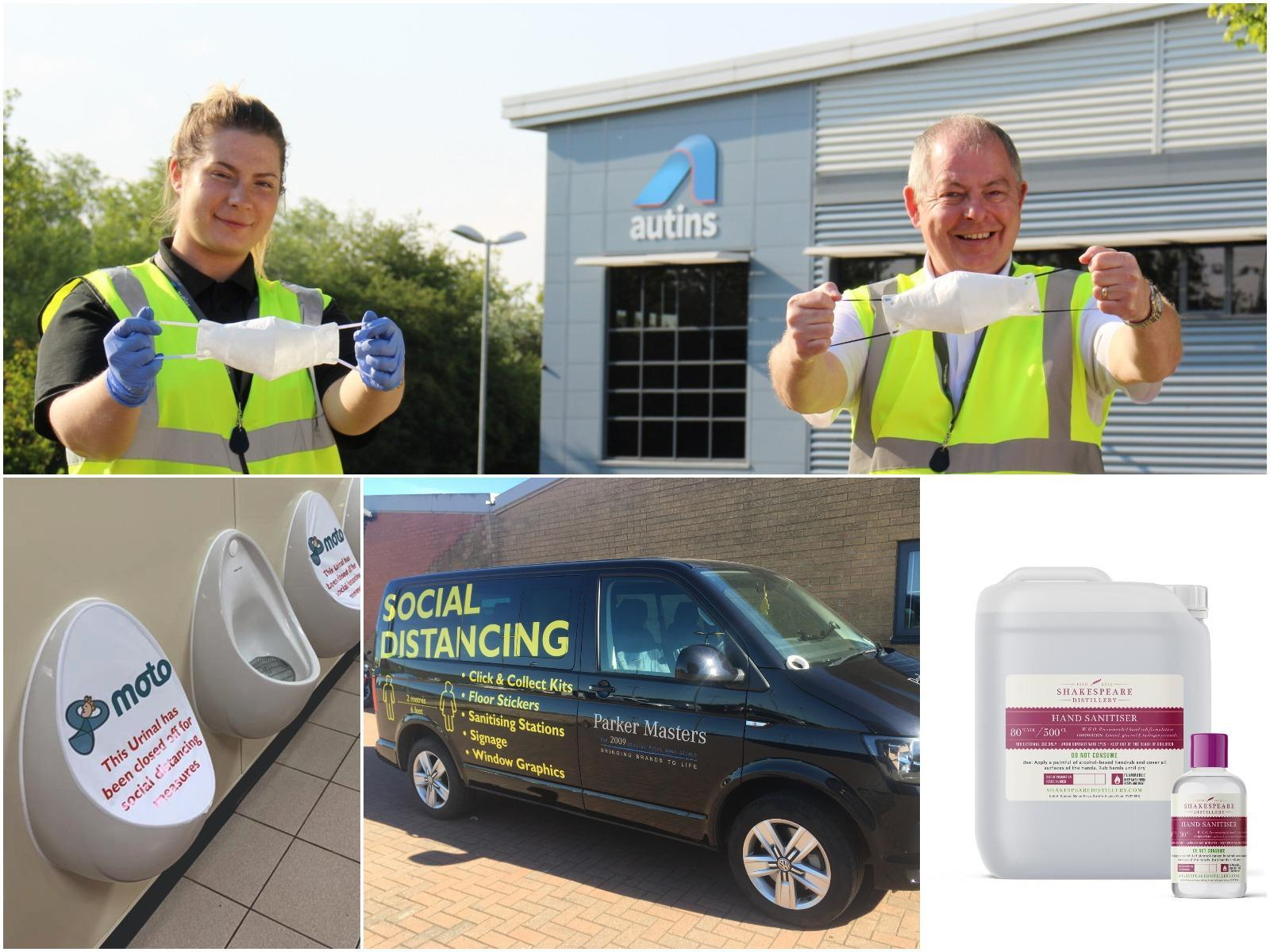 Warwickshire Businesses Encouraged To Source Their Ppe From Local Suppliers photo
