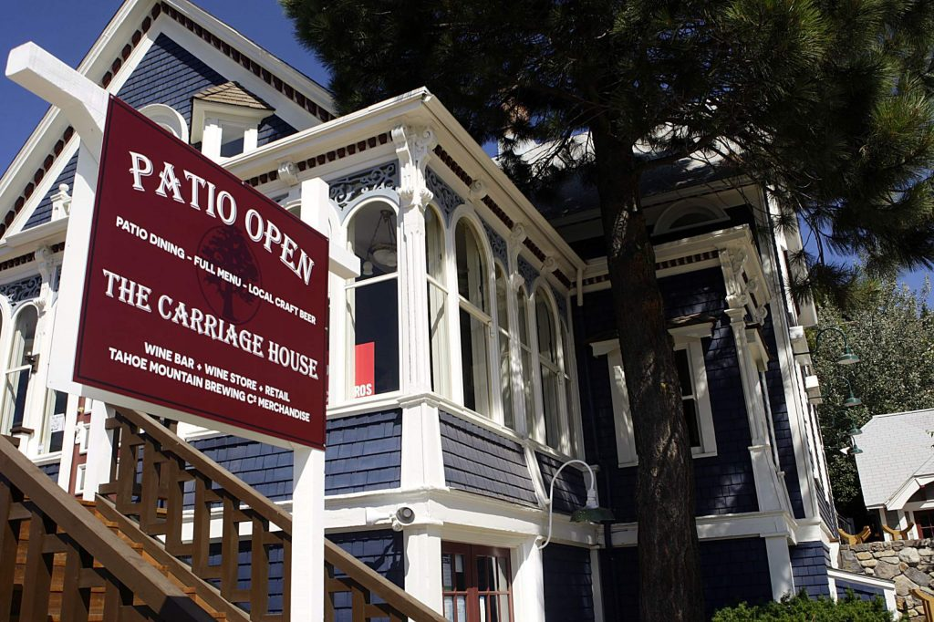 Tahoe Mountain Brewing Co. Dishes Up Food, Suds At Historic Site In Downtown Truckee photo