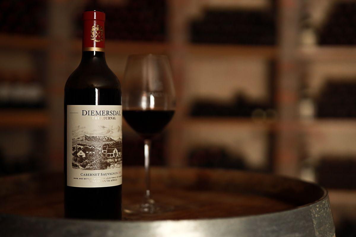 Top 10 Cabernet Sauvignon Slot for Diemersdal's new The Journal photo