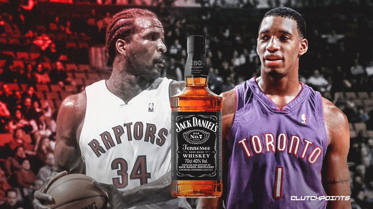 Tracy Mcgrady Shares Crazy Charles Oakley, Jack Daniels Story photo
