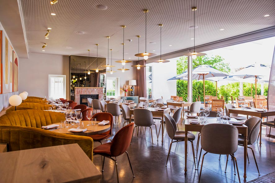 Steenberg's Vibrant Tryn Restaurant Welcomes Sit-down Guests photo