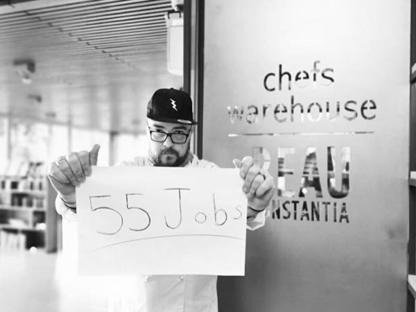 Local Chefs Share Powerful Images In Protest Of The Current Restrictions On The Industry photo