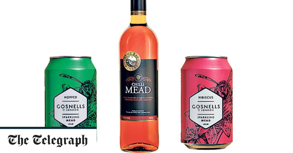 Mead Has Had A Makeover, And It's The Perfect Drink For Summer Sipping photo