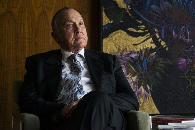 One Of South Africa's Richest Men Is Planning For Retirement photo