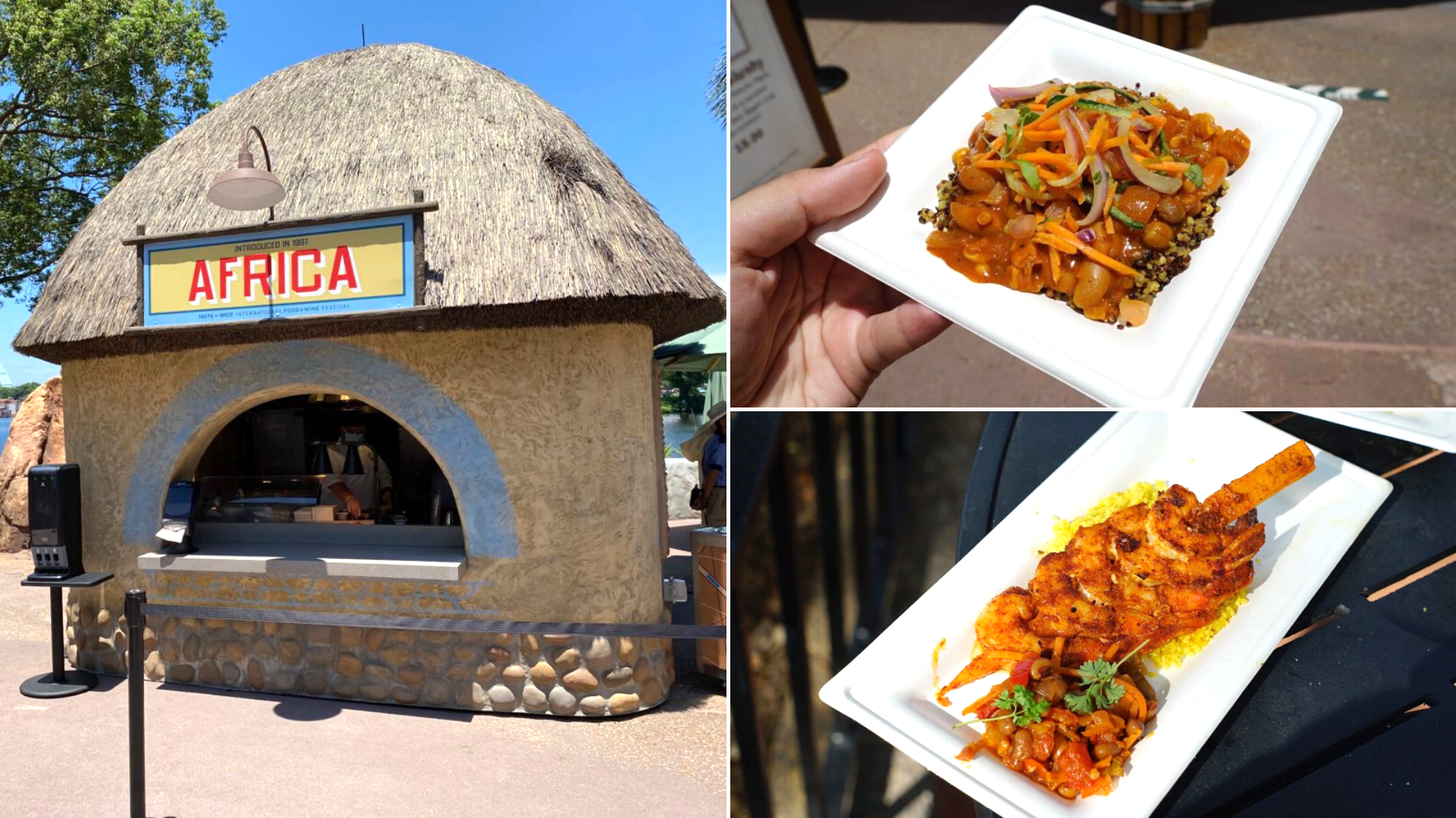 Review: Africa Marketplace Brings The Heat At The Taste Of Epcot International Food & Wine Festival 2020 photo