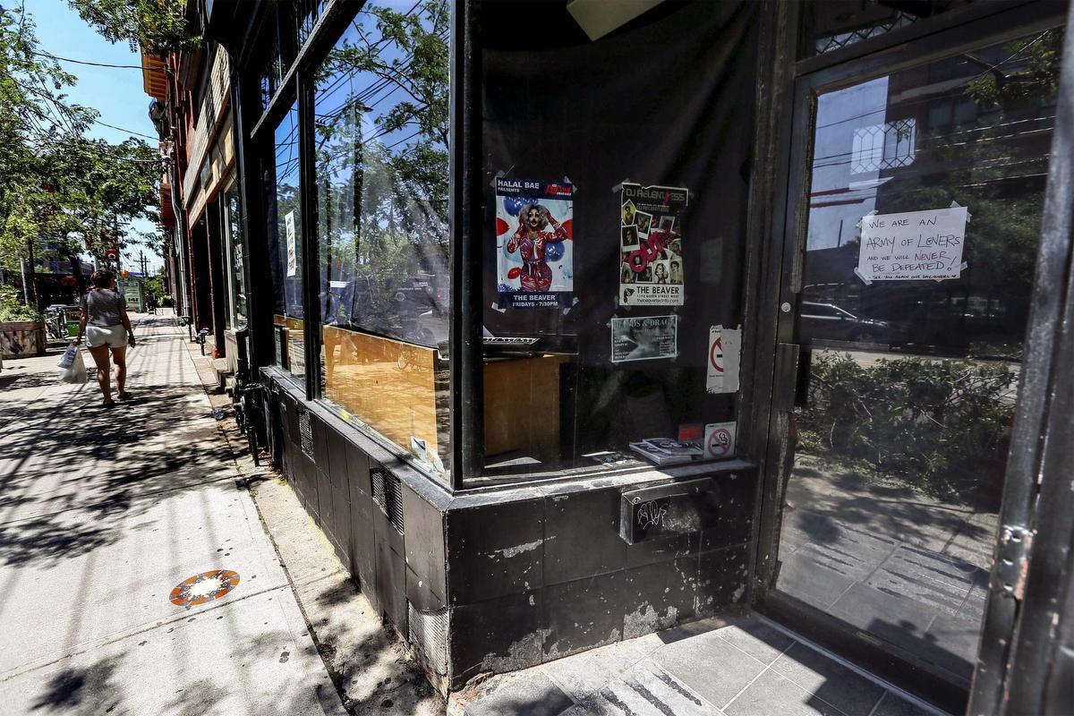 Queen West Bar, The Beaver, Took The Lgbtq+ Scene Beyond Church Street photo