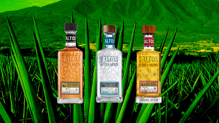 Expression Session — Tasting Three Tequilas In The Altos Tequila Portfolio photo