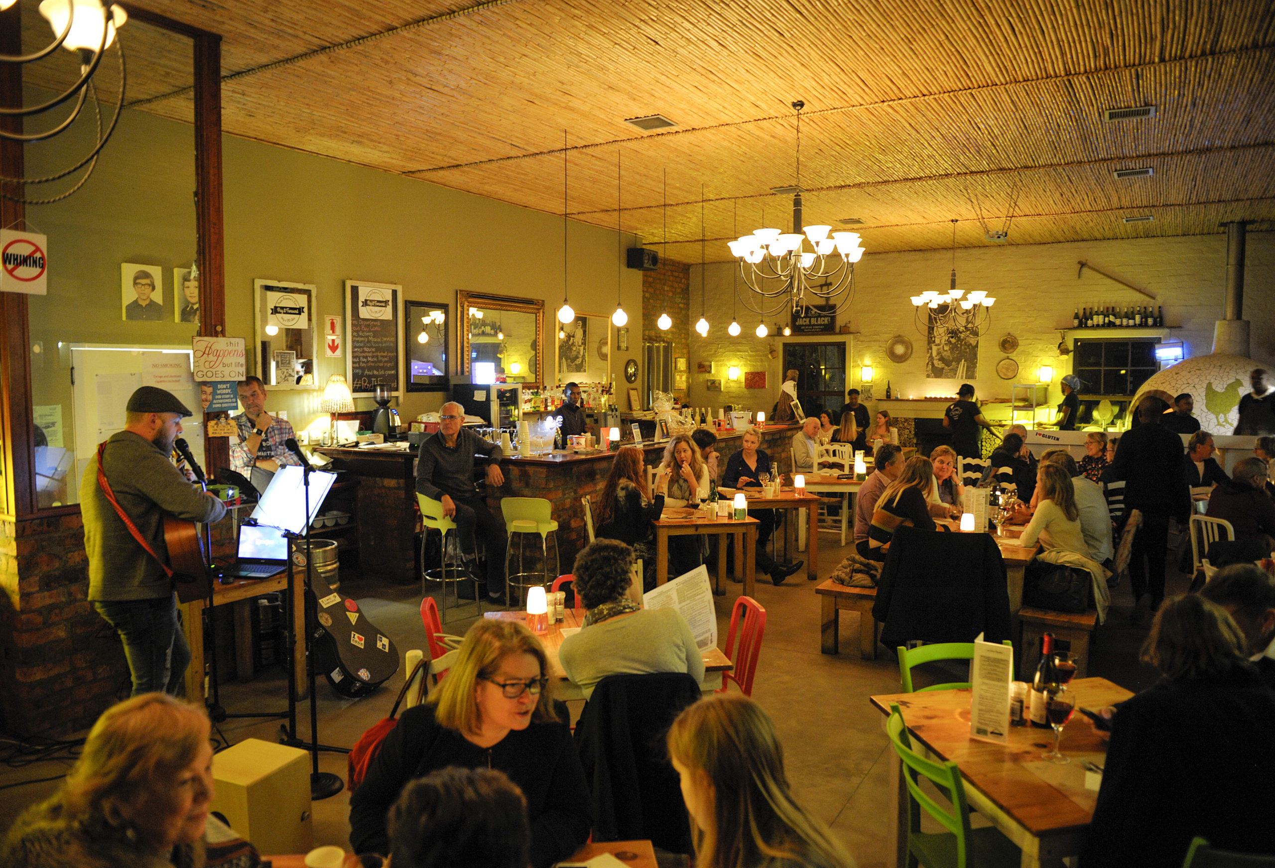 Doors Open: We Can Return To Restaurants – But Do We Want To? photo