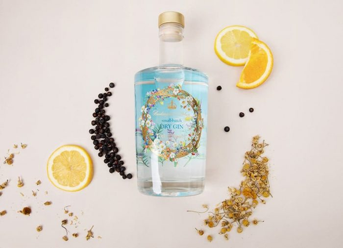 buckingham palace gin 700x506 Gin Fit For A Queen! Buckingham Palace Releases Its Own Brand Of Gin