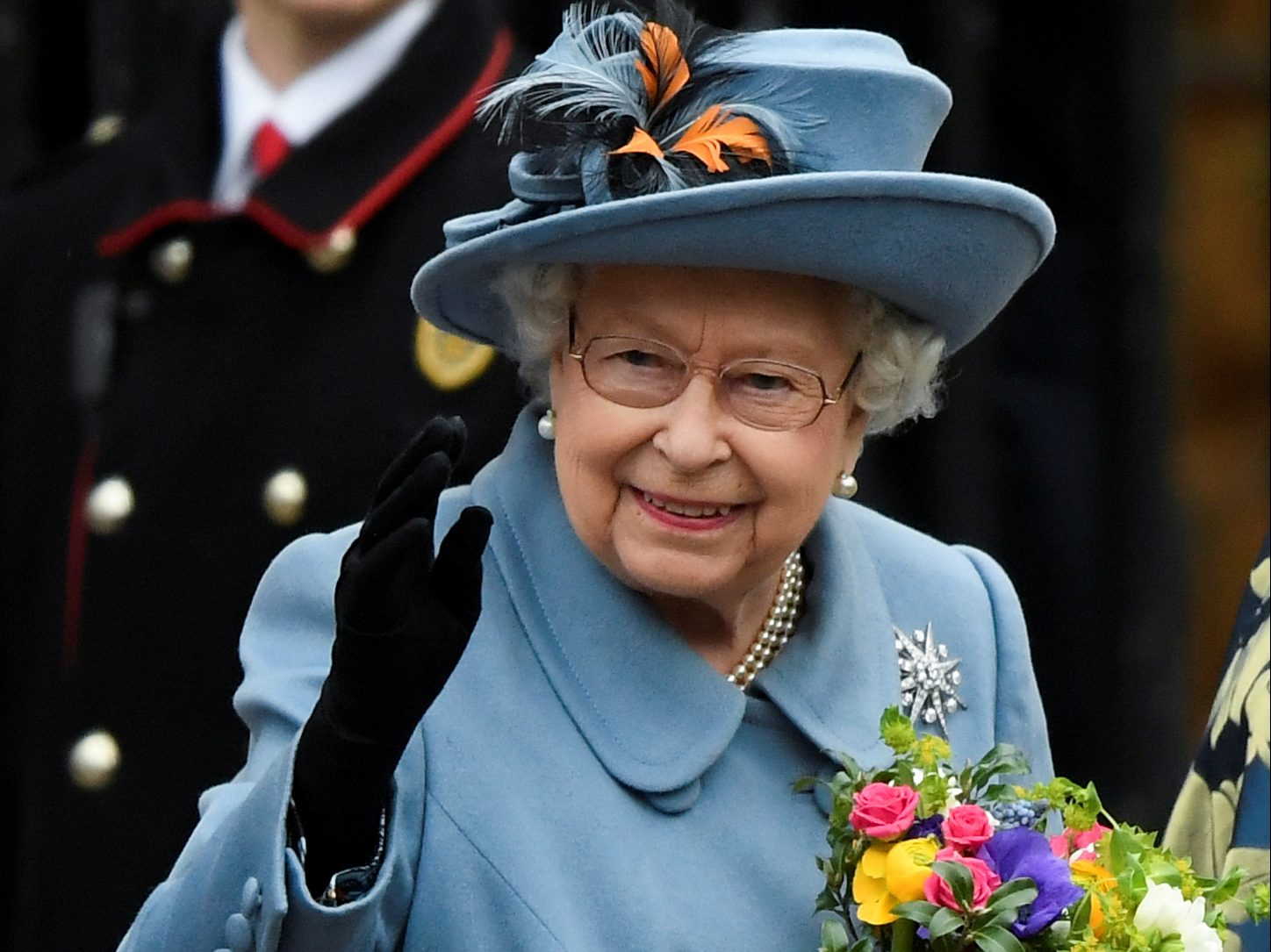 More Gin Ma'am?: Royals Offer Palace Tipple For Sale photo