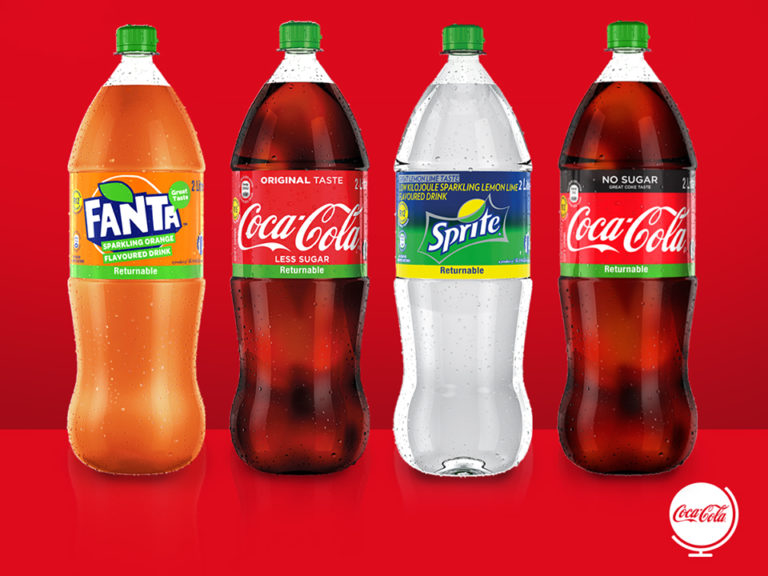 Coca-cola Sa's New Dumpy Scheme Will Save You R9 On Their Reusable 2L Pet Bottles photo