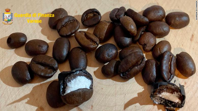 Psa: Don't Mail Yourself Cocaine Stuffed Inside Coffee Beans photo