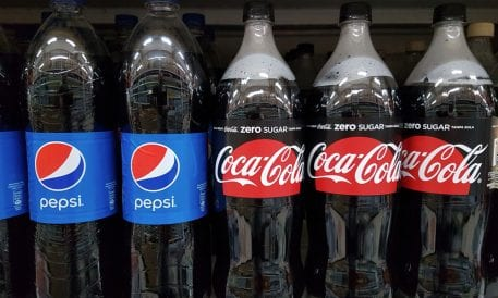 Coca-cola, Pepsico Serve Up New Strategies photo