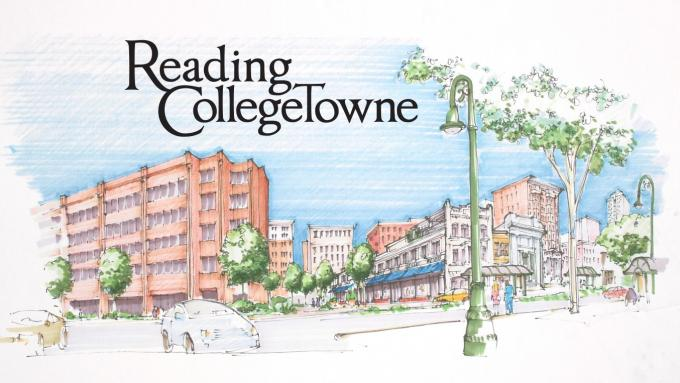 Pepsi® Partners With Reading Collegetowne photo