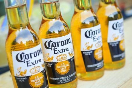 Corona Beer Parent Company Tops Off Dtc Trend photo