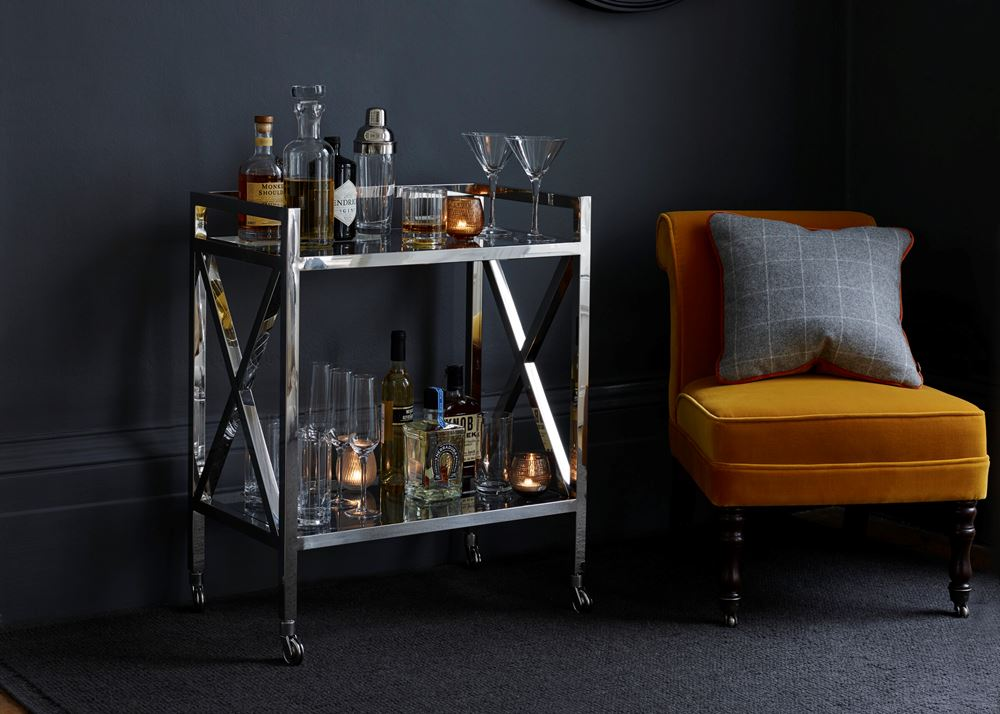 How to Stock Your Own Home Bar photo