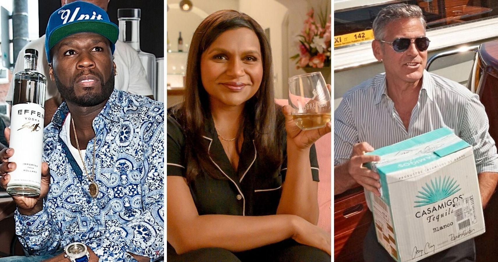 10 Celebrities Who Created Their Own Alcohol photo