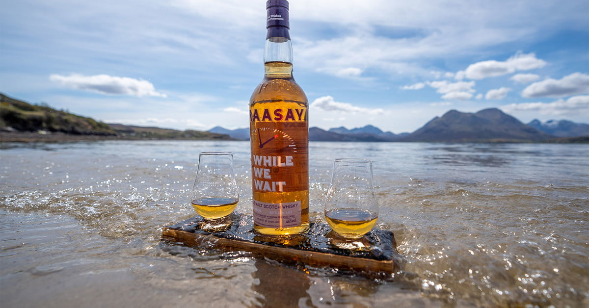 Isle Of Raasay Scotch Whisky Distillery Gears Up For Inaugural Release photo