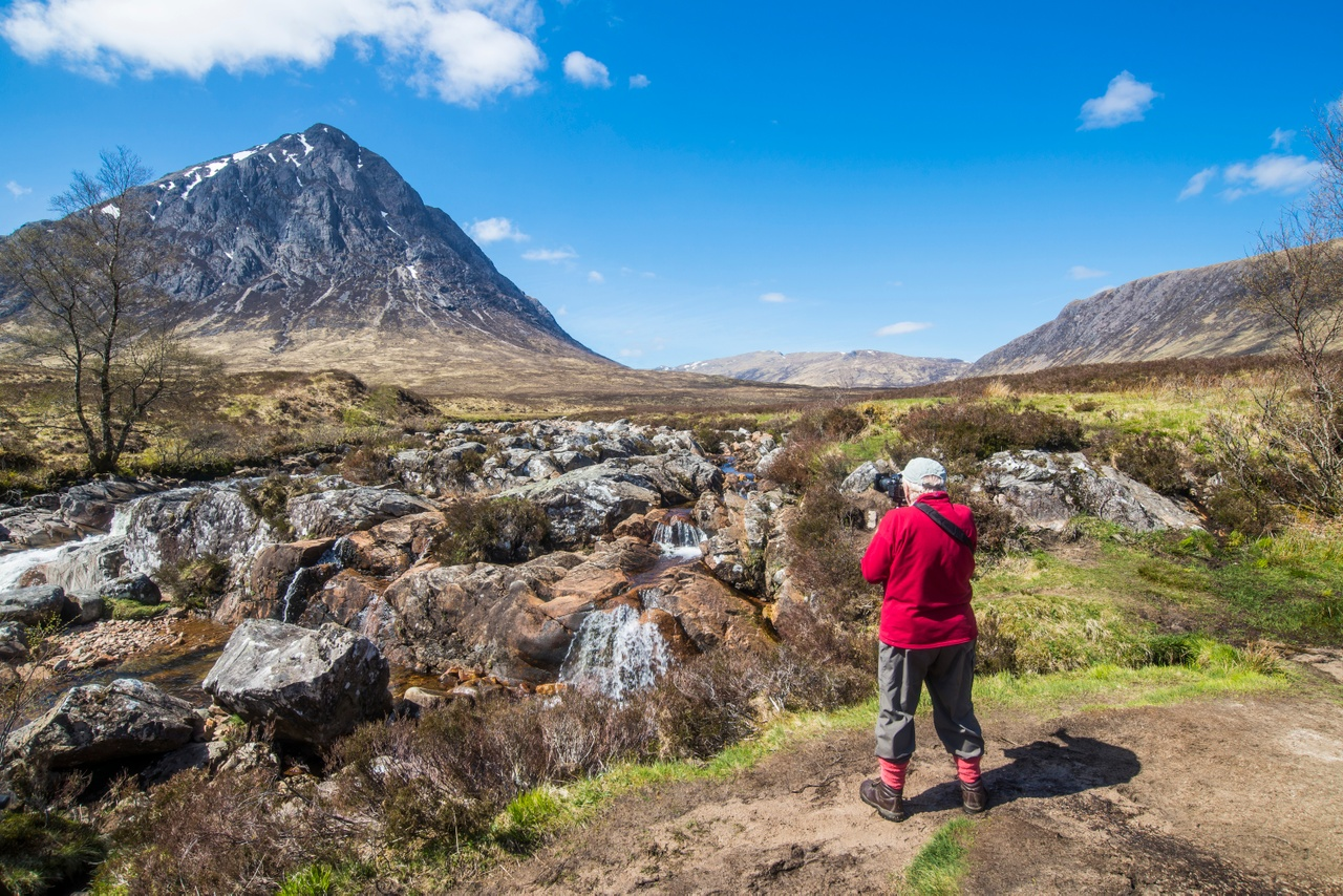 Scots Dream Of Parks, History And Outlander As Tourism And Hospitality Reopen photo