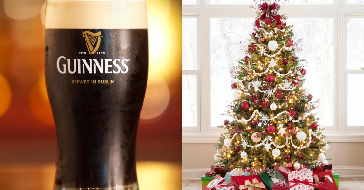 Guinness Is Collecting Excess Kegs And Sending Them To Christmas Tree Farms As Fertilizer photo
