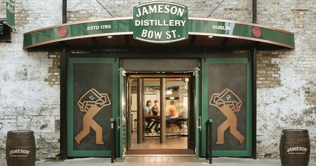 Jameson Irish Whiskey Distilleries Set To Reopen In Dublin And Cork photo