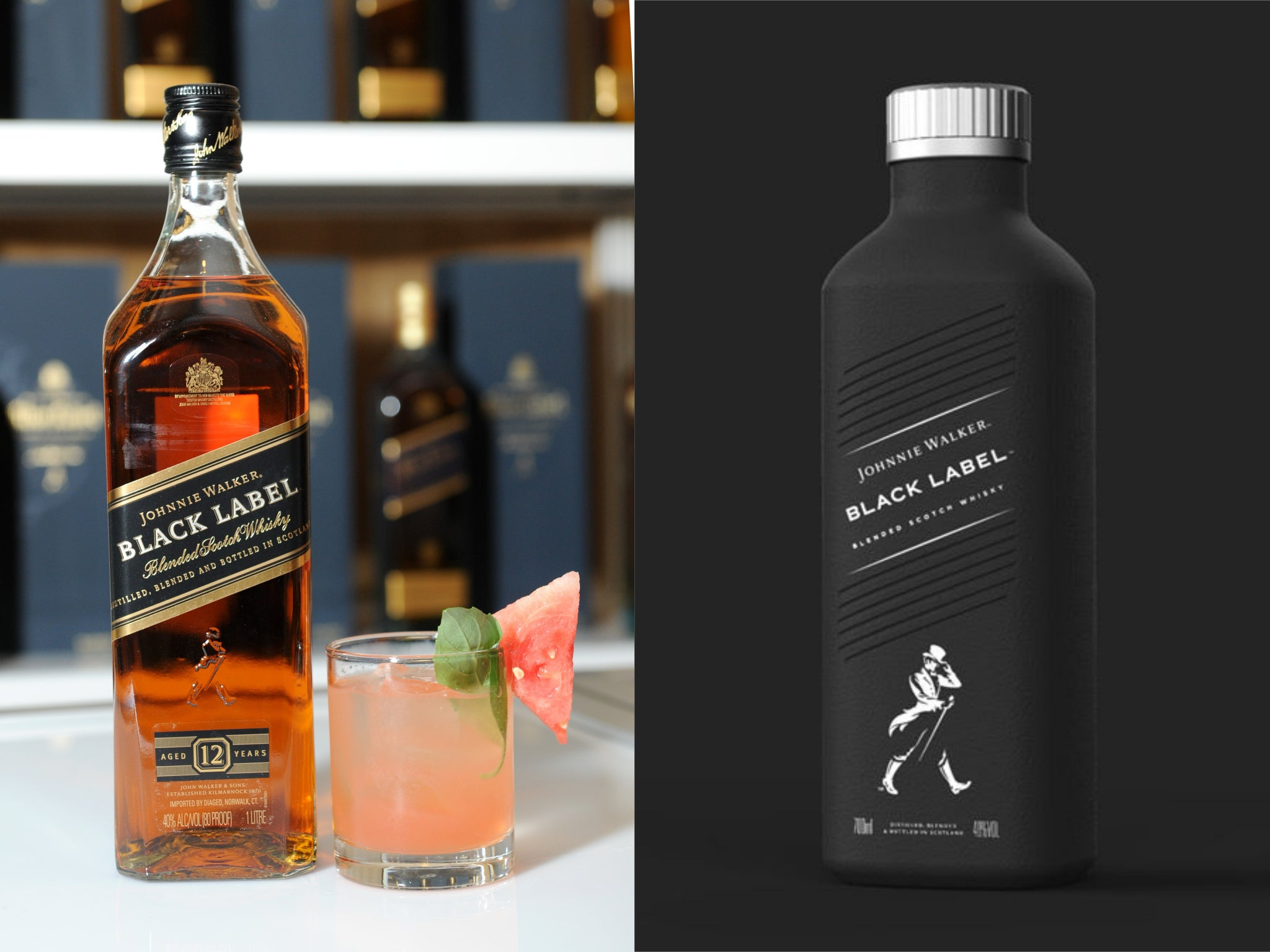 Johnnie Walker Whisky To Become Available In Paper-based Bottle photo