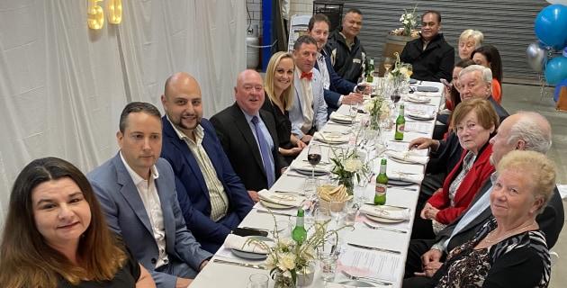 Kurz Celebrates 50 Years In Australia photo
