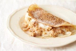 Breakfast Idea: How To Make Milk Tart Pancakes photo