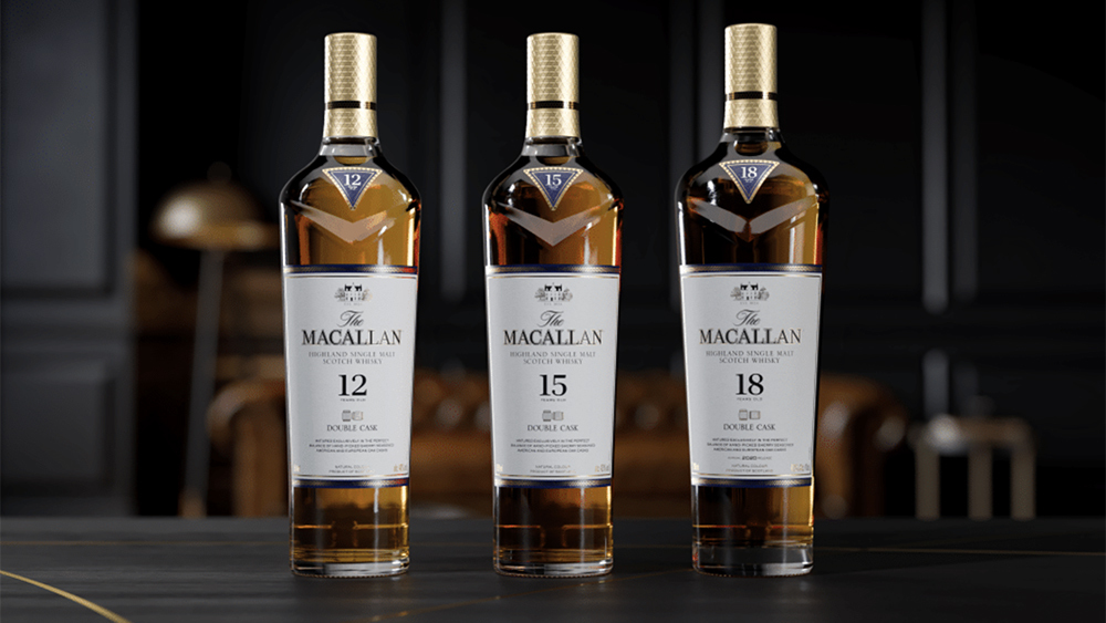 The Macallan Introduces Two New Double Cask Single-malt Whiskies photo
